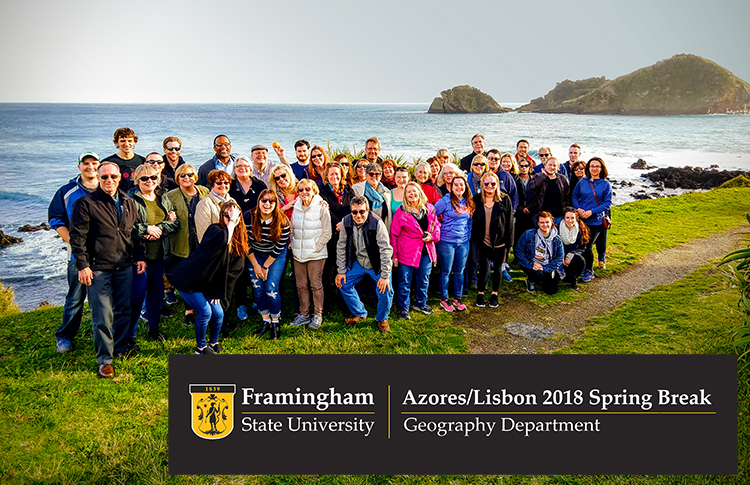 azores group photo